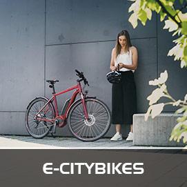 E-Cityräder-Urban