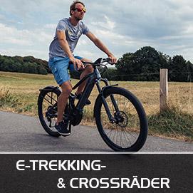 E-Trekkin-Crossräder