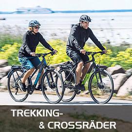 Trekkingräder-Crossräder